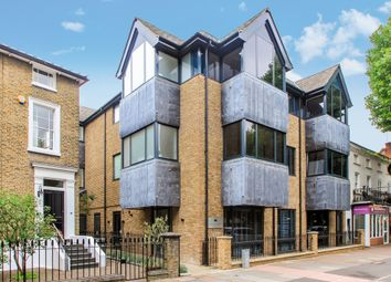Thumbnail 2 bed flat for sale in Home Court, Maple Road, Surbiton