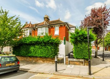 Thumbnail 2 bed flat for sale in Sylvan Avenue, Wood Green, London