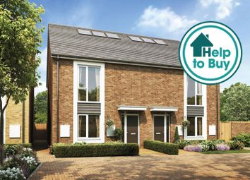 Thumbnail 3 bed semi-detached house for sale in The Phoenix, St. Andrew's Park, Uxbridge