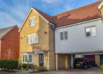 Thumbnail 5 bed detached house for sale in Flitch Green, Great Dunmow, Essex