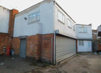 Thumbnail Light industrial for sale in Rear Of 1110 Coventry Road, Small Heath