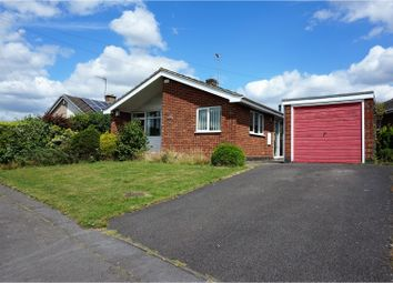 Thumbnail 2 bed detached bungalow for sale in Mossdale, Coalville