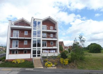 Thumbnail 2 bed flat for sale in Powis Lane, Oxley Park, Milton Keynes