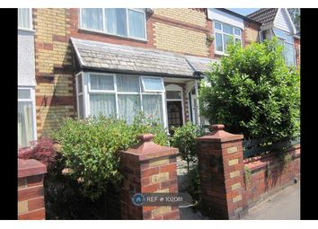 Thumbnail 3 bed terraced house to rent in Cheletenham Road, Manchester