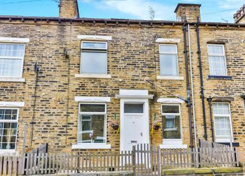Thumbnail 2 bed terraced house for sale in Dunkirk Terrace, West End, Halifax