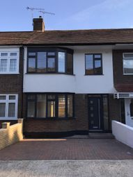 Thumbnail 3 bed terraced house to rent in Craven Gardens, Harold Wood, Romford