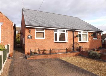 Thumbnail 2 bed bungalow to rent in Fox Road, Whitwell, Worksop