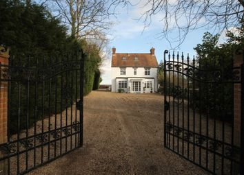 Thumbnail 5 bed farmhouse to rent in Horsham Road, Rusper, Horsham