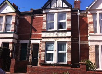 Thumbnail 4 bed terraced house to rent in Monks Road, Mount Pleasant, Exeter