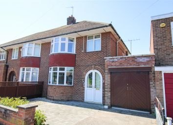 Thumbnail 3 bed property for sale in Spinney Hill Crescent, Northampton