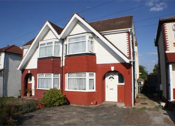 Thumbnail 3 bed semi-detached house for sale in Aldridge Avenue, Stanmore, Greater London