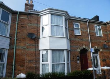 Thumbnail 3 bed terraced house for sale in Chelmsford Street, Weymouth