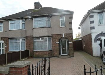 Thumbnail 3 bed semi-detached house for sale in Haunchwood Road, Stockingford, Nuneaton