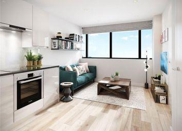 Thumbnail 1 bedroom flat for sale in Edridge Road, Croydon