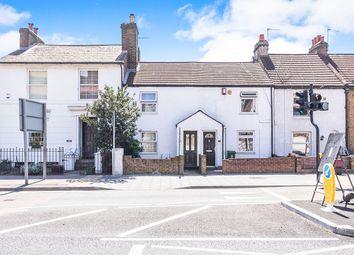 Thumbnail 3 bed terraced house for sale in Watling Street, Bexleyheath