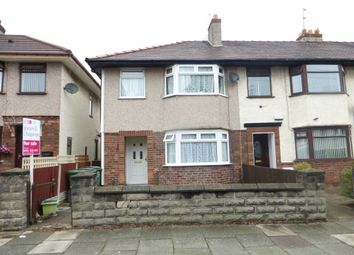 Thumbnail 3 bedroom semi-detached house for sale in Bridle Avenue, Wallasey