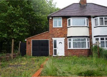 Thumbnail 3 bedroom semi-detached house to rent in Ladymoor Road, Bilston