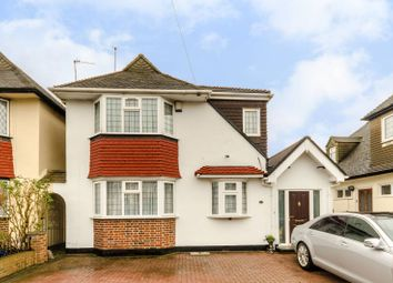 Thumbnail 5 bed detached house for sale in Portland Avenue, New Malden