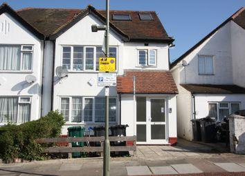Thumbnail 3 bedroom flat to rent in Elmcroft Crescent, Golders Green