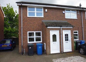 Thumbnail 2 bed town house to rent in Holland Road, Old Whittington, Chesterfield