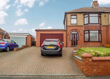 Thumbnail 3 bed semi-detached house for sale in Lock Lane, Bolton