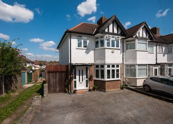 Thumbnail 3 bed end terrace house for sale in Amberley Way, Morden