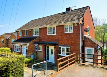 Thumbnail 3 bed semi-detached house for sale in Hylton Road, High Wycombe