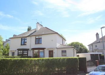 Thumbnail 3 bed semi-detached house for sale in Arisaig Drive, Glasgow, Lanarkshire