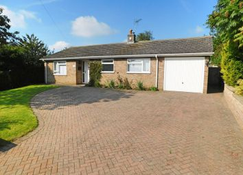 Thumbnail 3 bed detached bungalow for sale in St. Martins Way, Ancaster, Grantham