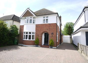 Thumbnail 3 bed detached house for sale in Newgatestreet Road, Goffs Oak, Waltham Cross