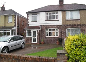Thumbnail 3 bedroom semi-detached house to rent in Remer Street, Crewe