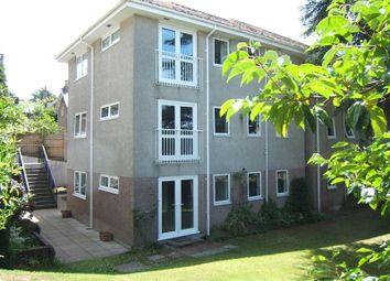 Thumbnail 2 bed flat for sale in The Cedars, Jubilee Road, Totnes