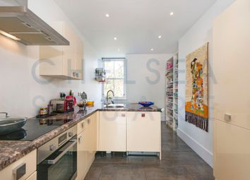 Thumbnail 3 bed flat to rent in Aberdare Gardens, South Hampstead