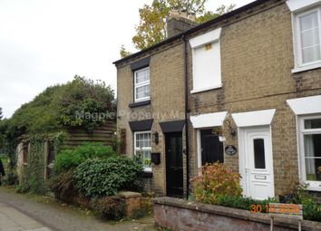 Thumbnail 1 bed cottage to rent in Church Walk, St Neots