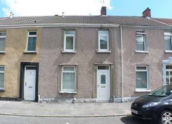 Thumbnail 3 bedroom terraced house to rent in Watkin Street, Swansea