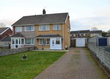 Thumbnail 3 bed semi-detached house for sale in Cotswold Close, Swansea