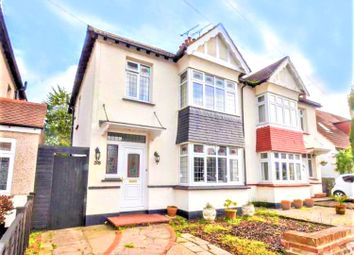 3 bed semi-detached house for sale in Stirling Avenue, Leigh-On-Sea, Essex SS9