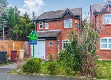 Thumbnail 3 bedroom detached house for sale in Ashby Close, Farnworth, Bolton