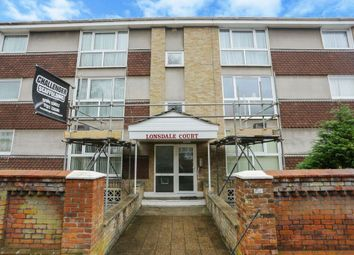 Thumbnail 2 bed flat for sale in Salisbury Road, Dover