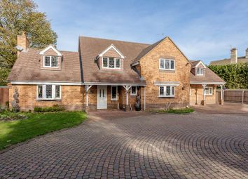 Thumbnail 5 bed detached house for sale in Uffington Road, Stamford