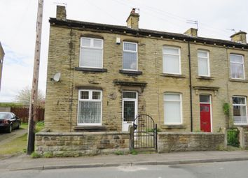 Thumbnail 2 bed end terrace house for sale in Brighton Street, Heckmondwike