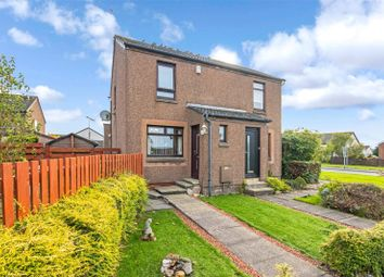 Thumbnail 2 bed semi-detached house for sale in Blaeshill Road, Gardenhall, East Kilbride, South Lanarkshire