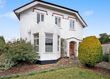 Thumbnail 3 bed detached house for sale in Shenley Hill, Radlett