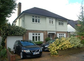 Thumbnail 4 bed detached house for sale in Warwick Close, Hampton