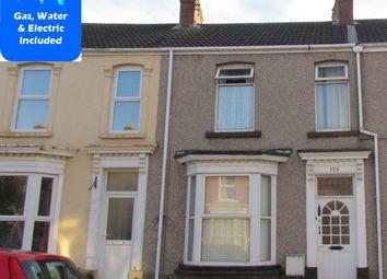 Thumbnail 5 bedroom property to rent in Rhyddings Terrace, Brynmill, Swansea