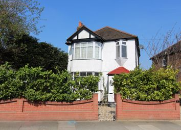 Thumbnail 3 bed detached house for sale in Cambridge Avenue, Gidea Park, Romford