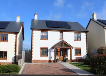 Thumbnail 5 bed detached house for sale in Ashford Park, Crundale, Haverfordwest