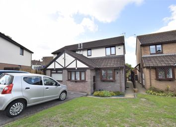 Thumbnail 2 bed semi-detached house for sale in School Walk, Whitehall