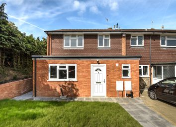 Thumbnail 3 bed end terrace house for sale in Salthill Close, Uxbridge, Middlesex