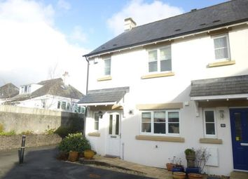Thumbnail 3 bed semi-detached house for sale in Callington, Cornwall